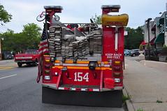 FDNY Engine 154 (Triborough) Tags: nyc newyorkcity ny newyork engine firetruck fireengine statenisland fdny seagrave richmondcounty graniteville newyorkcityfiredepartment engine154