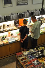 The shop at Bach Museum in Eisenach (cwasteson) Tags: bach eisenach johannsebastianbach bachmuseum
