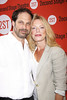 Kurt Deutsch and Sherie Rene Scott New York premiere of 'Dogfight' at the Second Stage Theatre - Arrivals. New York City, USA