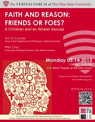 Ohio State University (The Veritas Forum) Tags: debate dialogue apologetics veritasforum bigquestions lifeshardestquestions