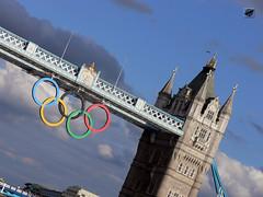 Tower Bridge (The Crow2) Tags: uk bridge england london towerbridge panasonic olympics hd anglia olimpia thecrow2