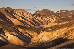 Landmannalaugar area, highlands of Iceland (skarpi - www.skarpi.is) Tags: travel sunset snow island iceland highlands lowlight tour hiking hike geothermal ísland riff landmannalaugar bláhnjúkur laugar bláhnúkur jökulsá hálendið geothermalarea hálendi jökulgil kambur phototours highlandsoficeland jarðhiti jarðvarmi hálendiíslands hnúkur