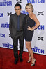 Christine Taylor, Ben Stiller Los Angeles premiere of 'The Watch' held at The Grauman's Chinese Theatre Hollywood, California