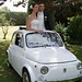 "Mariage en Fiat 500 Blanche • <a style=""font-size:0.8em;"" href=""https://www.flickr.com/photos/78526007@N08/7637029660/"" target=""_blank"">View on Flickr</a>"