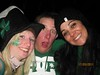 Don, Susi and B - Irish day