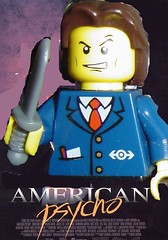 Lego American Psycho Poster (XxDeadmanzZ) Tags: show wallpaper cinema motion alarm film halloween silver movie poster star moving silent lego fear picture cine screen liam panic horror terror shock dread talking distress flick feature disgust repulsion awfulness dismay screenplay videotape celluloid photoplay cinematics talkie revulsion cinematograph dreadfulness xxdeadmanzz