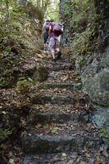 De la ferme des Iris au domaine de Sibyrol, le troisième épisode des repérages de la Grande Randonnée de panOramas 2012