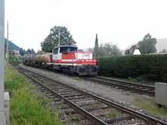 26-7-2012 - Sattendorf (Niek_stv) Tags: oostenrijk öbb rh vertrek oebb östereich 1163 sattendorf osiachersee abfarht