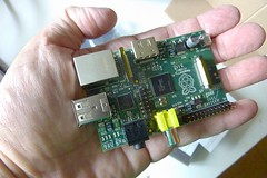 Raspberry Pi - Energy Management capabilities