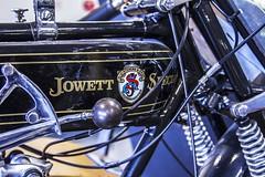 1926 AJS g (Sean Mullarkey - www.essem-fotografe.com.au) Tags: english classic bike vintage tank suicide shift motorbike chrome springs motorcycle adelaide kickstart ajs 1926 jowett birdwood