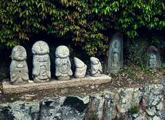 (-Michik-) Tags: japan kyoto small   nippon kyouto miyako  nihon jizo kami kannon jizou