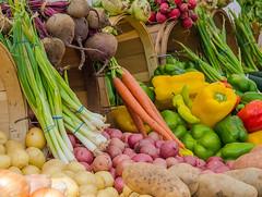 Fresh Produce at DeKalb Farmer's Market