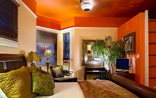 "Room Two - ""Hemingway Traveler"" Suite.Every suite has Private entrance"