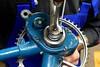 Wanderer Tretlagergetriebe (velostat.) Tags: bicycle md velo fahrrad wanderer mechaniker schaltung tretlager cvelostat13086berlinlanghansstrase6