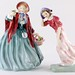 "94B. Royal Doulton ""Lady Charmian"" & ""Windblown"""