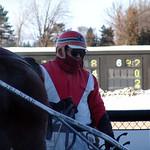 183 - race 10 - Mach Ten w/ Tim Driver in the winner's circle thumbnail