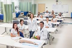 Orvis School of Nursing (UNevadaPhotos) Tags: students horizontal classroom medicine nursing orvis humansimulator