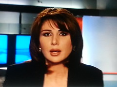1# The first presenter in the Arabiya   Arab news channel - Ms.  M Al-Ramahi wonderful Women and beautiful  Date 14 August 2012 -         3 -   LCD  (104) (al7n6awi) Tags: 3 news beautiful wonderful 1 women first 15 august m arab ms date lcd channel  2012  presenter the     arabiya     alramahi