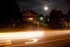 Haunted House at Night - Beacon, NY (ChrisGoldNY) Tags: houses light sky moon ny newyork streets night moody upstate haunted spooky upstatenewyork streaks beacon hudsonrivervalley hauntedhouse chrisgoldny chrisgoldberg chrisgold chrisgoldphoto chrisgoldphotos