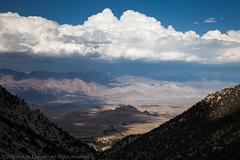 Valley View (Kurt Lawson) Tags: california shadow sky storm mountains rock clouds mountwhitney sierranevada lonepine whitneyportal alabamahills inyo inyomountains