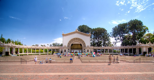 Thumbnail from Spreckels Organ Pavilion