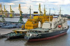 ROSMORPORT ICEBREAKERS (LeHavreShips) Tags: eisbrecher jnmurtaja ijsbreker briseglace  isbryder isbrytare  isbryter