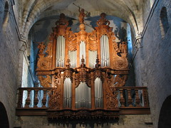 Arbois, Saint-Just, organ (pierremarteau) Tags: organ organo franchecomt orgel orgue arbois saintjust carrouge