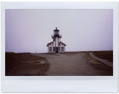 Point Cabrillo (aLpEr K) Tags: california lighthouse fog pacificocean fortbragg pointcabrillo