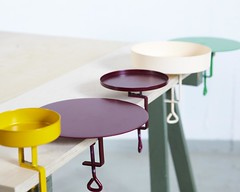 clamp trays (Lina Huring) Tags: party food colour design stockholm tray huring