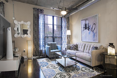 Camden Cotton Mills, Charlotte NC (Camden Apartments) Tags: charlotte lofts luxury cottonmills apartmentinterior camdencottonmills