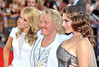 'Rosie Parker', Leigh 'Keith Lemon the Film' World premiere held at the Odeon West End