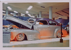 Pastime (KID DEUCE) Tags: classic 1948 chevrolet antique chevy oldcar bomb lowrider cruiser carshow fleetline customcar aerosedan