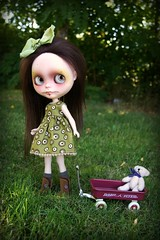 Blythe a Day August 22nd ~ Vacation