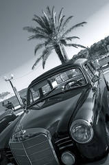 Mercedes Benz (Lepidoptorologic beauty*) Tags: blackwhite riva pentax croatia mercedesbenz k5 lightroom hrvatska dalmatia dalmacija makarska 21mm pentaxlimited 21mm32 pentaxk5 lightroom4 smcpentaxda21mm32limited