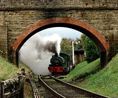 Gibralter Bridge (Kingmoor Klickr) Tags: heritage industrial railway steam tanfieldrailway marleyhill gordonedgar