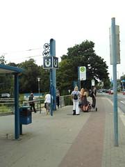 Bielefeld - Stadtbahn - Stieghorst (IngolfBLN) Tags: station germany deutschland tram lightrail streetcar tramway bielefeld mobiel haltestelle pnv stadtbahn nordrheinwetfalen strasenbahn