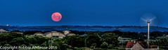 setting moon at dawn (coffee robbie) Tags: moon luna nikond5100 nikon sigma sigma150500mm turbine windturbine ngc