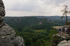 Landscape near Bastei - Saxon Switzerland National Park (timohannukkala) Tags: bastei landscape national park saxon saxonswitzerland schweiz schsische rathen sachsen germany de