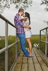 Roland & Michaela (gabrielavalentovic) Tags: boy girl together forever pair slovakiaphotographer inlove color colorfull people outdoor love