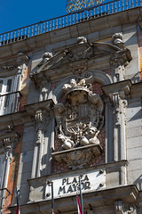 IMG_8958 (Sylga33) Tags: plaza mayor plazamayor madrid