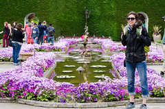 Fontaine BC 2 (dodo-12-37) Tags: victoria canada bc ile de vancouver plage bernache panoramique oiseau cerf volant olympic mountain bouchart garden reflet fleurs arbre fontaine