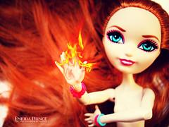 Holly OHair (eneida_prince) Tags: everafterhigh eah doll dolls osalina mattel photo photos 2016 everafterhigh2016 photoshoot hollyohair rapunzel daughterofrapunzel basic twins