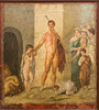 IMG_0810 (jaglazier) Tags: 1stcentury 1stcenturyad 2016 3rdstyle 72416 9043 adults animals architecturalelements barechested boys campania children copyright2016jamesaglazier crafts frescoes girls grecoroman heroes italy july legends men minotaurs monsters museoarcheologiconazionaledinapoli museums mythical myths naked naples napoli painting pompeii religion rituals roman theseus women art barefoot cloaks clubs fresco heroic interiors labyrinths nude wallpainting weapons