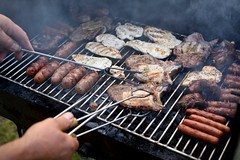 Barbecue () Tags: griglia grigliata carne ferragosto