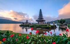Ulun Danu Beratan temple, Bali, Indonesia (Maria_Globetrotter) Tags: dscf45134 iris