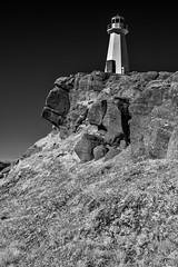 DSC_0107-Edit-Edit-EditFAA (john.cote58) Tags: capespear nationalpark coast newfoundland nl canada eastcoast atlantic ocean stjohns northeast lighthouse infrared ir rockycoast outdoors historic blackandwhite monotone monochrome