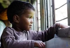 Little Girl (Anil Nagrani) Tags: girl littlegirl trainride girlontrain travel anilnagrani