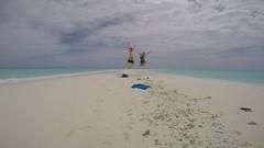 Iris y Felix (Maldivas)