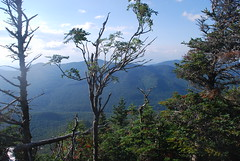 Lower Wolf Jaw Mountain (runJMrun) Tags: adirondacks adirondack mountains new york state summer partly cloudy skies clear day