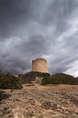 dany-durwael-de-5330 (dany.durwael) Tags: calapi mallorca turm klippe sturm dramatischerhimmel